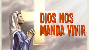 Dios nos manda vivir