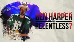 Front Row Center - Ben Harper and Relentless7