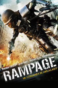 Rampage: La venganza es implacable